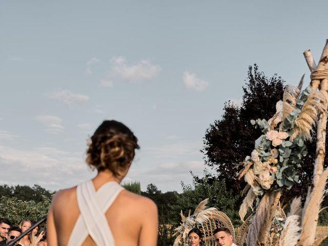 Le mariage de Corentin et Carla à Angervilliers, Essonne 116