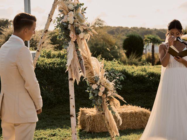 Le mariage de Corentin et Carla à Angervilliers, Essonne 119