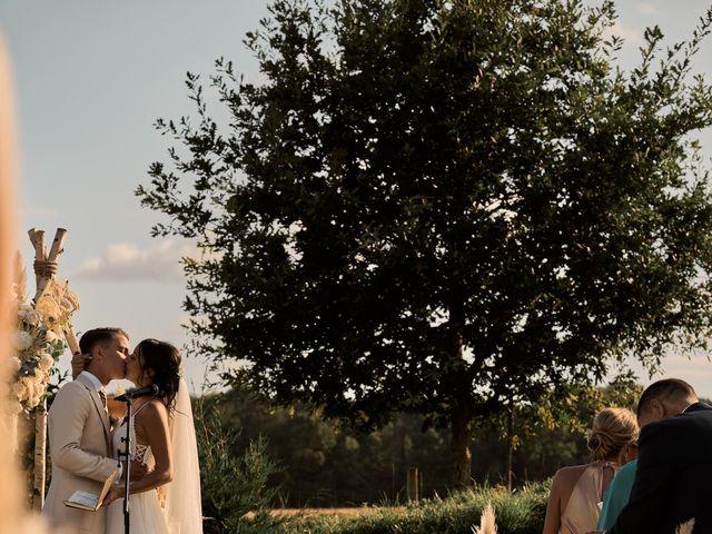 Le mariage de Corentin et Carla à Angervilliers, Essonne 120