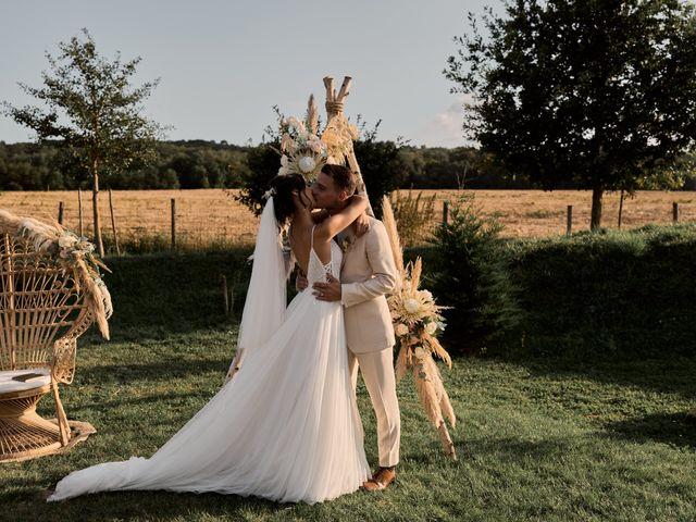 Le mariage de Corentin et Carla à Angervilliers, Essonne 132