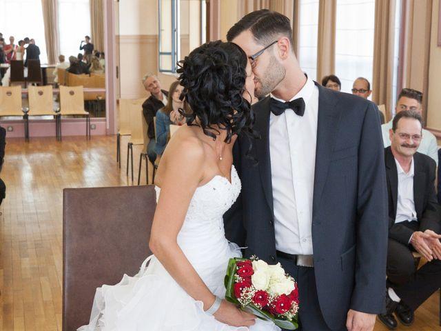 Le mariage de Frédéric et Floriane à Boulogne-sur-Mer, Pas-de-Calais 9