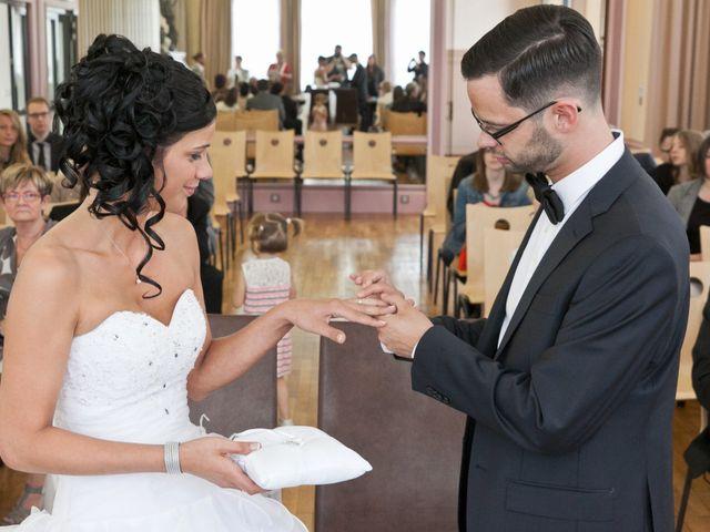 Le mariage de Frédéric et Floriane à Boulogne-sur-Mer, Pas-de-Calais 10