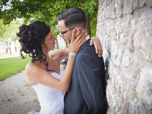 Le mariage de Floriane et Frédéric