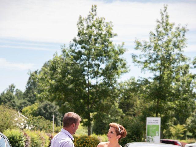 Le mariage de David et Clairette à La Selle-la-Forge, Orne 4