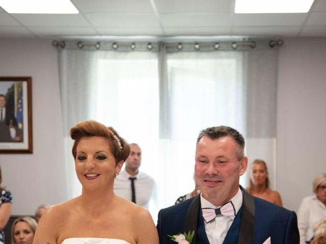 Le mariage de David et Clairette à La Selle-la-Forge, Orne 10