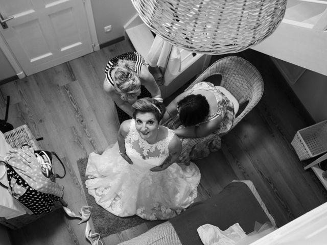 Le mariage de David et Clairette à La Selle-la-Forge, Orne 23