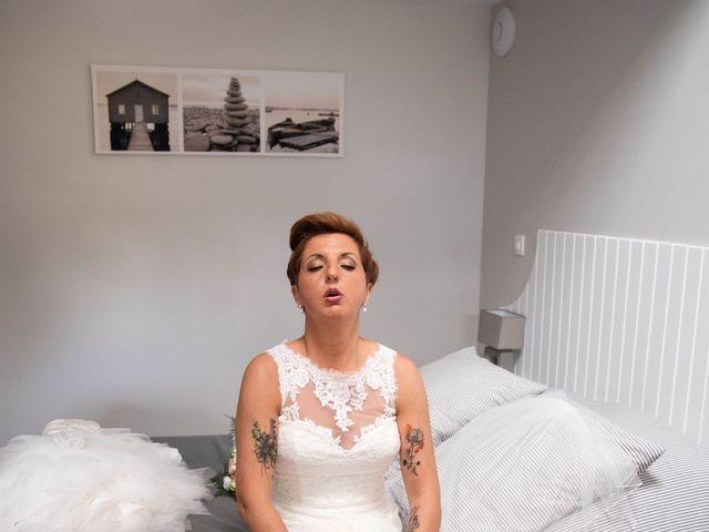 Le mariage de David et Clairette à La Selle-la-Forge, Orne 24
