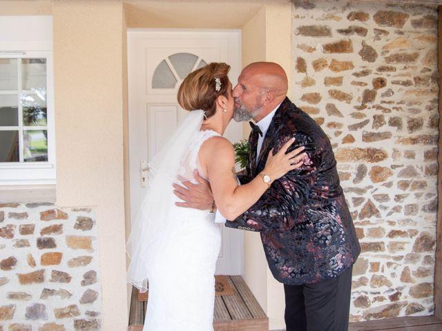 Le mariage de David et Clairette à La Selle-la-Forge, Orne 27