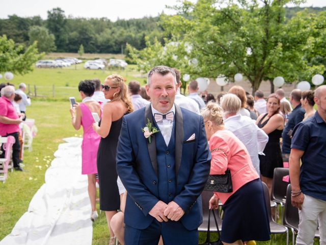 Le mariage de Clairette et David