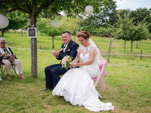 Le mariage de David et Clairette à La Selle-la-Forge, Orne 38