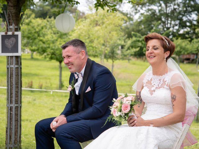 Le mariage de David et Clairette à La Selle-la-Forge, Orne 47