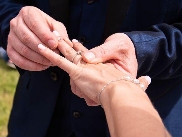 Le mariage de David et Clairette à La Selle-la-Forge, Orne 53