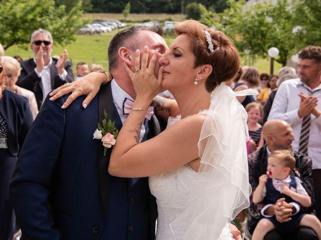 Le mariage de David et Clairette à La Selle-la-Forge, Orne 54