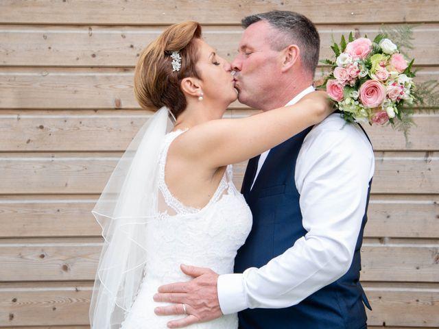 Le mariage de David et Clairette à La Selle-la-Forge, Orne 62