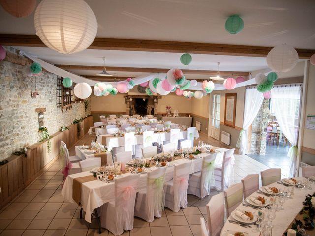 Le mariage de David et Clairette à La Selle-la-Forge, Orne 66