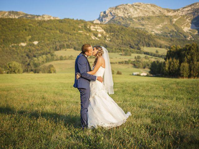Le mariage de Aurélie et Tibor