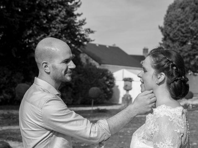 Le mariage de Vanessa et Christophe