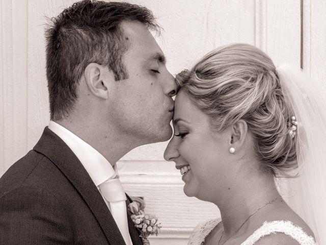 Le mariage de Benoit et Julie à Coussac-Bonneval, Haute-Vienne 43
