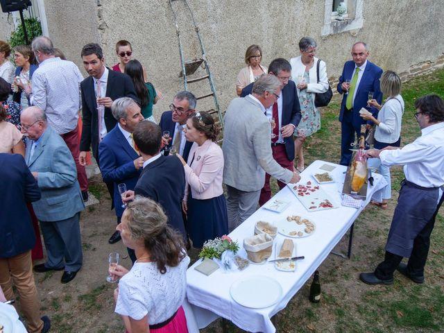 Le mariage de Benoit et Julie à Coussac-Bonneval, Haute-Vienne 74