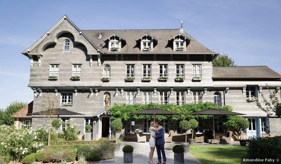Le mariage de Antonio et Audrey à Honfleur, Calvados