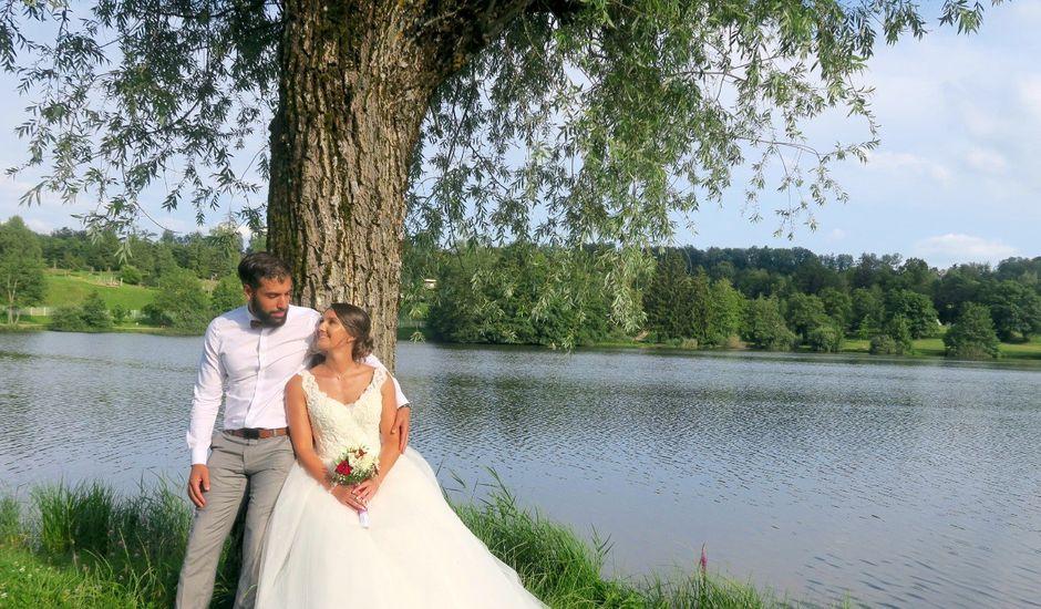 Le mariage de Yacine et Mélanie   à Cruseilles, Haute-Savoie