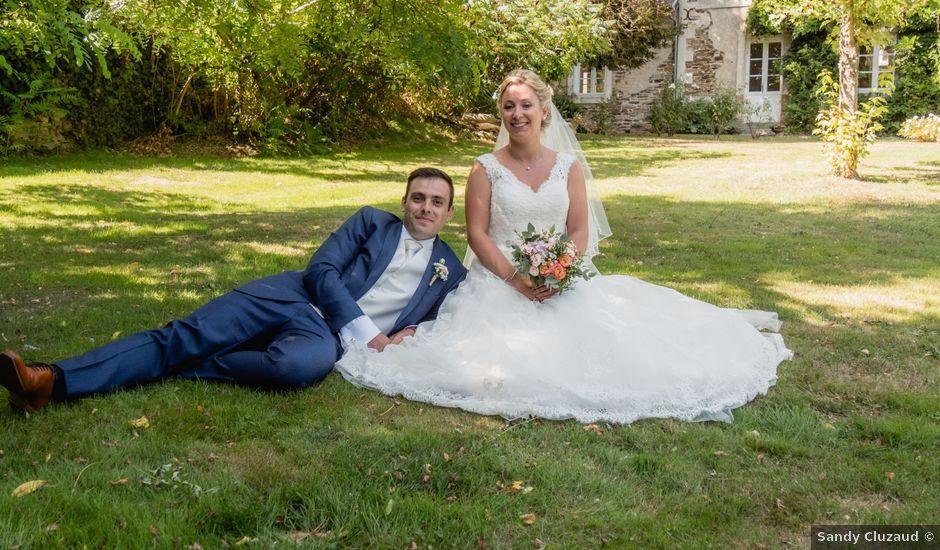 Le mariage de Benoit et Julie à Coussac-Bonneval, Haute-Vienne
