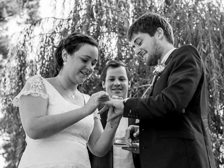 Le mariage de Cécile et Martin