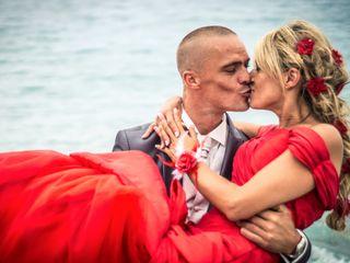 Le mariage de Sylvie et guillaume