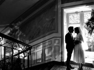 Le mariage de Jonathan et Yuna