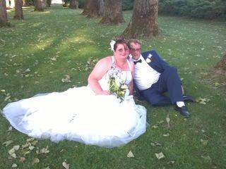 Le mariage de Brigitte et Dominique