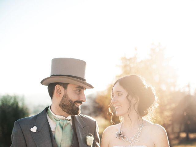 Le mariage de Julien et Carol-Ann à Langres, Haute-Marne 5
