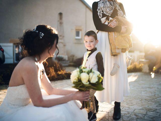 Le mariage de Julien et Carol-Ann à Langres, Haute-Marne 8