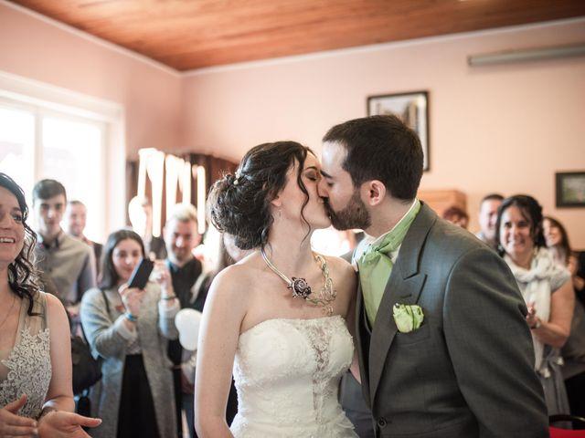 Le mariage de Julien et Carol-Ann à Langres, Haute-Marne 15