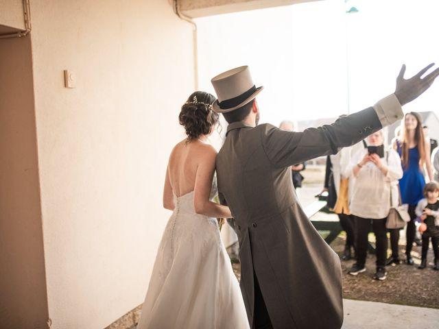 Le mariage de Julien et Carol-Ann à Langres, Haute-Marne 17