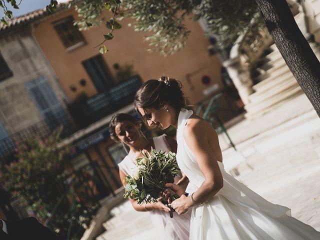 Le mariage de Romain et Marion à Nissan-lez-Enserune, Hérault 2