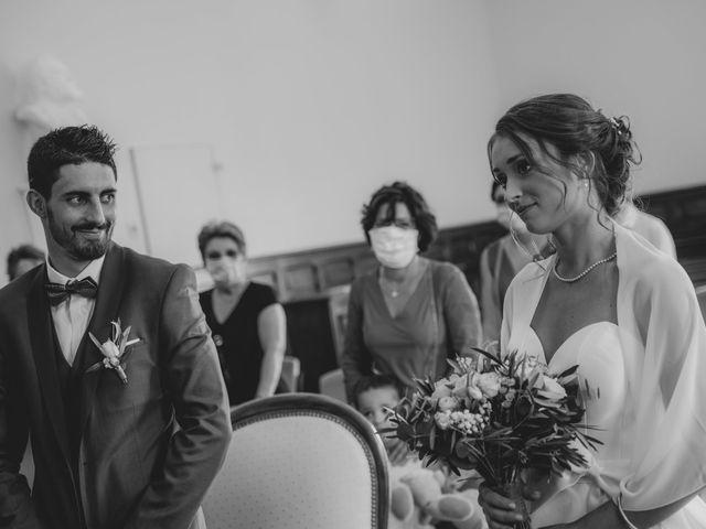 Le mariage de Romain et Marion à Nissan-lez-Enserune, Hérault 4