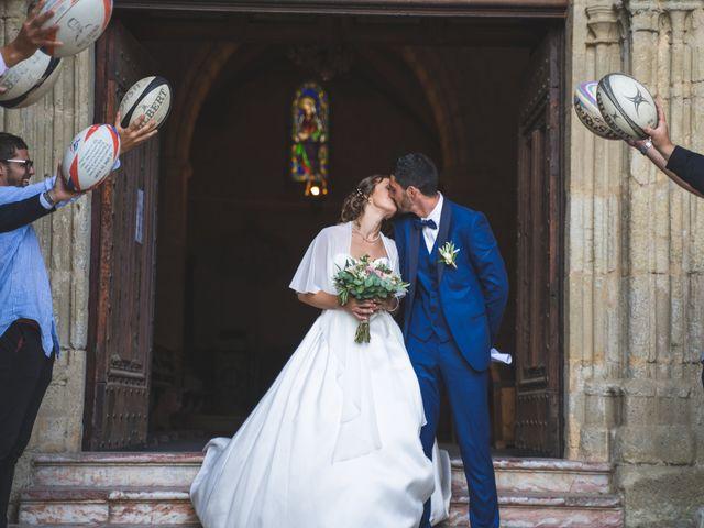 Le mariage de Romain et Marion à Nissan-lez-Enserune, Hérault 9