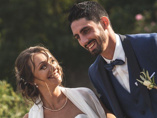 Le mariage de Marion et Romain