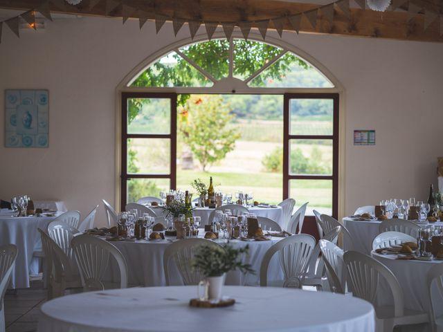 Le mariage de Romain et Marion à Nissan-lez-Enserune, Hérault 13