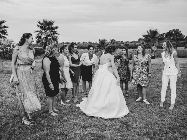 Le mariage de Romain et Marion à Nissan-lez-Enserune, Hérault 15