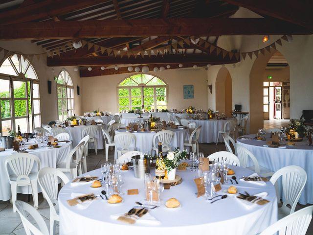 Le mariage de Romain et Marion à Nissan-lez-Enserune, Hérault 17