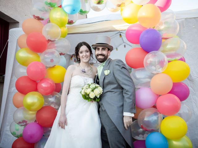 Le mariage de Julien et Carol-Ann à Langres, Haute-Marne 23