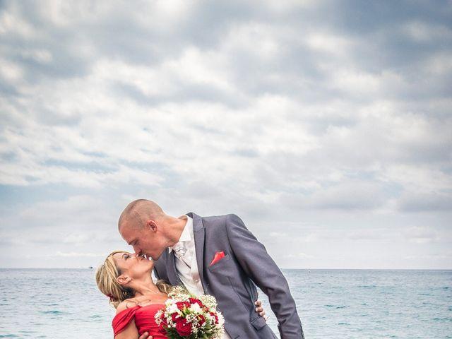 Le mariage de guillaume et Sylvie à Nice, Alpes-Maritimes 15