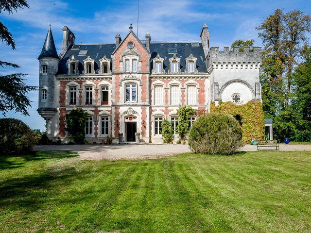Le mariage de Martin et Cécile à Saint-Yrieix-sur-Charente, Charente 36