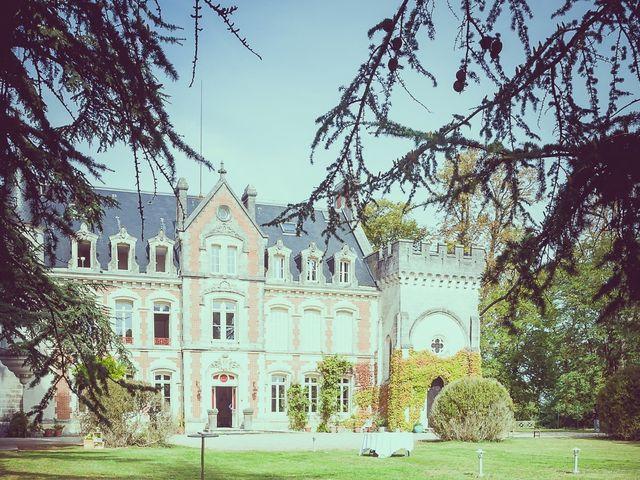 Le mariage de Martin et Cécile à Saint-Yrieix-sur-Charente, Charente 51