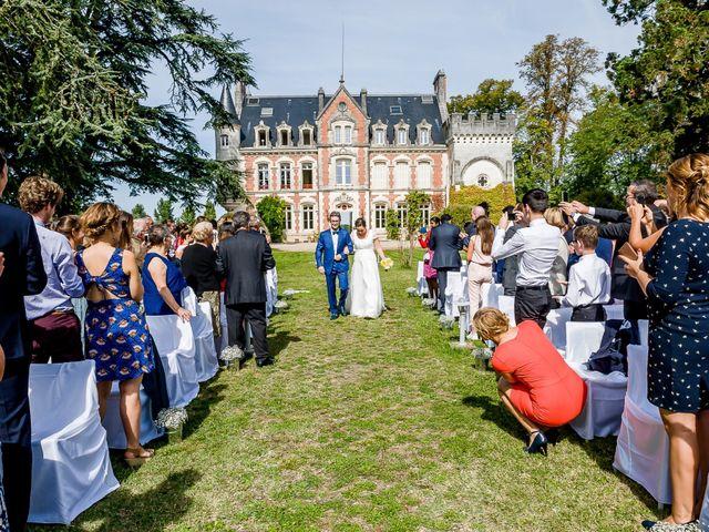 Le mariage de Martin et Cécile à Saint-Yrieix-sur-Charente, Charente 55