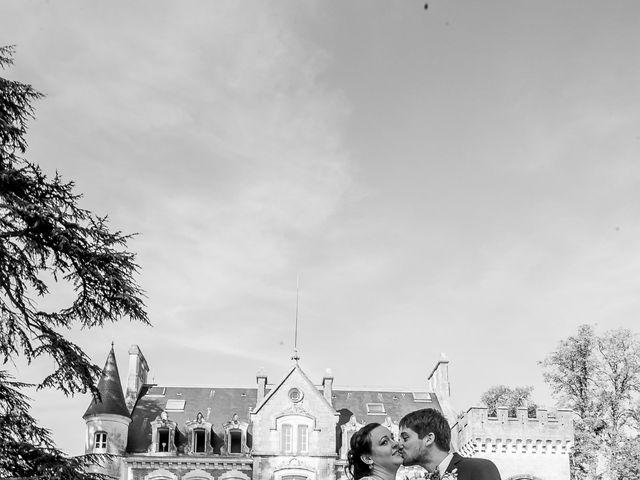 Le mariage de Martin et Cécile à Saint-Yrieix-sur-Charente, Charente 60