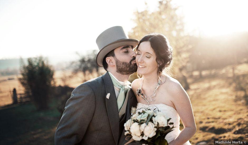 Le mariage de Julien et Carol-Ann à Langres, Haute-Marne