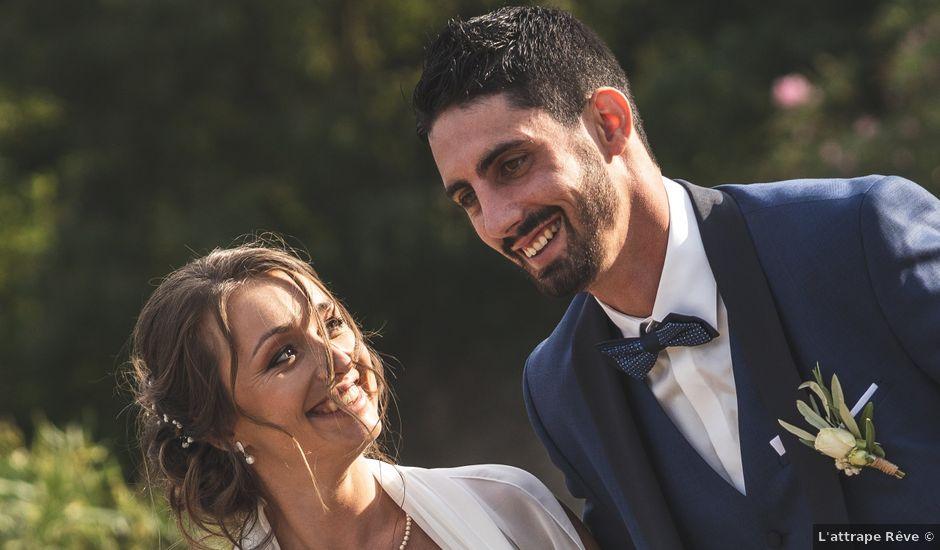Le mariage de Romain et Marion à Nissan-lez-Enserune, Hérault