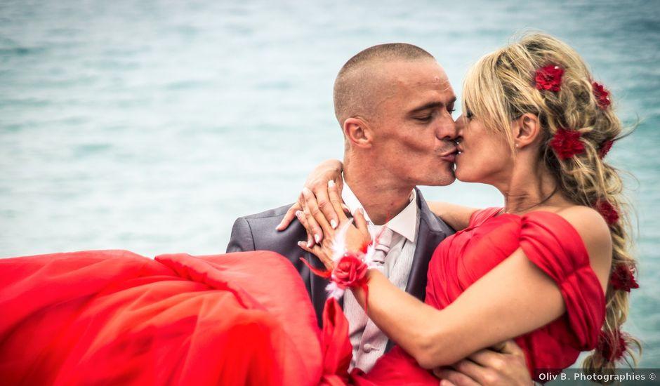 Le mariage de guillaume et Sylvie à Nice, Alpes-Maritimes